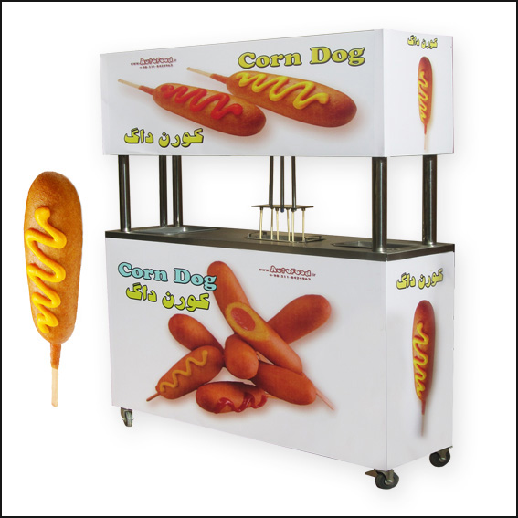 Automatic Corn Dog Machine